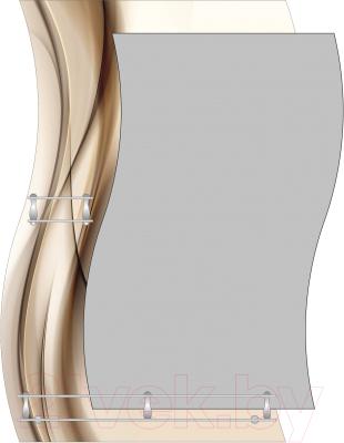 Зеркало Алмаз-Люкс F-421-1