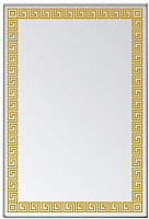 Зеркало Алмаз-Люкс 9c-F/008 -