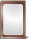 Зеркало для ванной Алмаз-Люкс 8с-Е/265 -