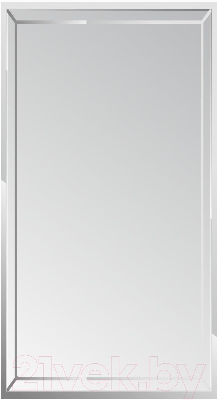 Купить Зеркало интерьерное Алмаз-Люкс, Г-037, Беларусь, белый
