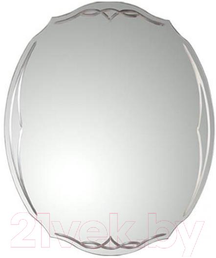 Купить Зеркало интерьерное Алмаз-Люкс, Г-015, Беларусь, белый