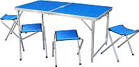 Комплект складной мебели Sundays SN-CC&T001 (голубой) -