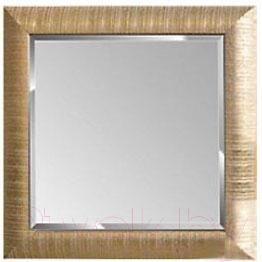 Купить Зеркало интерьерное Алмаз-Люкс, 10с-М/002, Беларусь, золотистый