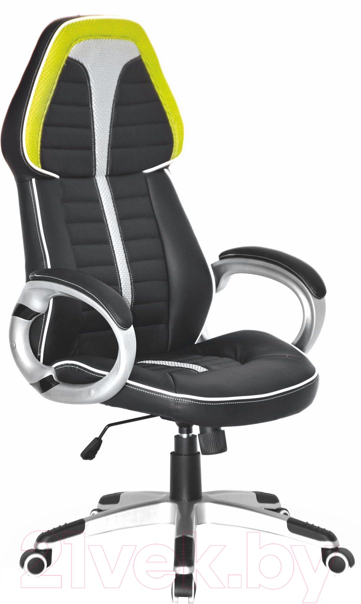 Купить Кресло офисное Halmar, Signet (черный/серый), Китай, Signet (Halmar)