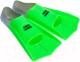 Ласты Mad Wave Fins Training 41-42 (зеленый) -