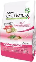 Корм для кошек Gheda Petfood Unica Natura Outdoor ветчина, рис, бобы (350г) -