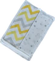 Набор пеленок детских Martoo Comfy-7 / CM-7-2-YGZ (зигзаг, желто-серый) -