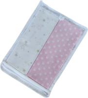 Набор пеленок детских Martoo Comfy-7 / CM-7-2-BG/PN (розовый/бежевый) -