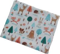 Набор пеленок детских Martoo Comfy-7 / CM-7-2-FT (фланель, Furry tails) -