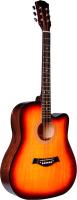 Акустическая гитара Fante FT-221-3TS -