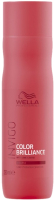 Шампунь для волос Wella Professionals Invigo Color Brilliance для защиты цвета жестких волос (250мл) -