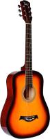 Акустическая гитара Fante FT-R38B-3TS -