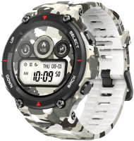 Умные часы Amazfit T-Rex 47.7mm / A1919 (зеленый камуфляж) -