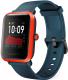 Умные часы Amazfit Bip S 42mm / A1821 (красно-оранжевый) -