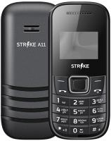 Мобильный телефон Strike A11 (черный) -