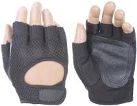 Перчатки для пауэрлифтинга Indigo 97877 IR (L, черный) -