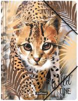 Папка для бумаг Erich Krause Wild Cat / 48719 -