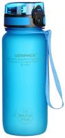 Бутылка для воды UZSpace Colorful Frosted / 3037 (650мл, синий) -