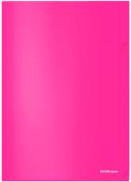 Папка-уголок Erich Krause Glossy Neon / 50159 -