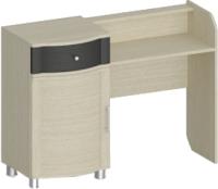 Туалетный столик Лером Дольче Нотте СТ-115-БД-К (дуб беленый/комбинированный) -