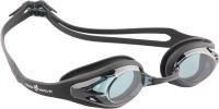 Очки для плавания Mad Wave Alligator (черный) -
