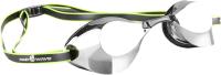 Очки для плавания Mad Wave Turbo Racer II Mirror (черный) -