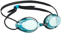 Очки для плавания Mad Wave Streamline (бирюзовый) -