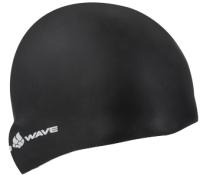 Шапочка для плавания Mad Wave Intensive Big (черный) -