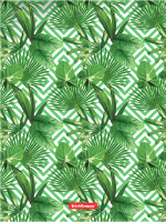 Папка для бумаг Erich Krause Tropical Leaves / 49378 -
