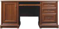 Письменный стол Gerbor Соната 158k (каштан благородный) -