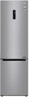 Холодильник с морозильником LG GA-B509MMQZ -