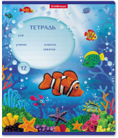Тетрадь Erich Krause Мир из пластилина / 48827 (12л, линейка) -