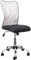 Кресло офисное Седия Artur (серый/черный) -