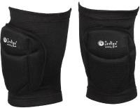 Наколенники защитные Indigo 2010С-TSP (L, черный) -