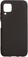 Чехол-накладка Volare Rosso Charm для P40 Lite / Nova 6 SE / Nova 7i (черный) -