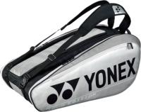 Спортивная сумка Yonex Pro Racquet Bag / 92029 (серебристый) -