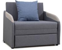 Кресло-кровать Нижегородмебель и К Громит 85 ТД 278  (стронг плюс 10/стронг плюс 01/стронг плюс 09) -