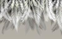 Фотообои листовые Citydecor Пальмовые листья (400x254) -
