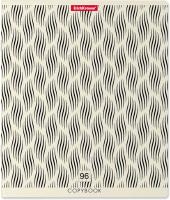 Тетрадь Erich Krause Иллюзия / 42671 (96л, клетка) -