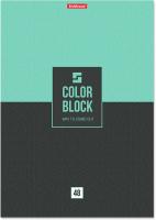 Тетрадь Erich Krause Color Block / 48882 (96л, клетка) -
