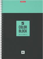 Тетрадь Erich Krause Color Block / 49681 (60л, клетка) -
