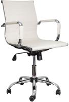 Кресло офисное Седия Emmanuel New (кремовый) -
