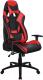 Кресло геймерское Signal Supra (черный/красный) -
