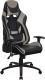 Кресло геймерское Signal Supra (черный/серый) -