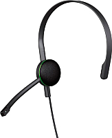 Наушники-гарнитура Microsoft Xbox One Chat Headset S5V-00012 -