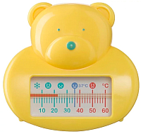 Термометр Happy Baby Water Bath Termometer 18002 (желтый) -