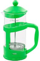 Френч-пресс Maestro MR-1665-1000 (зеленый) -