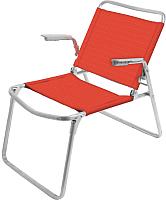 Кресло складное Ника К1 (гранатовый) -