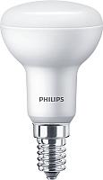 Лампа Philips LED Spot 4W E14 2700K 230V R50 RCA / 929001857387 -