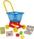 Детская тележка Полесье Supermarket №1 с набором продуктов / 67890 -